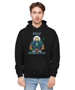 Fly Hurts Fly Unisex fleece hoodie