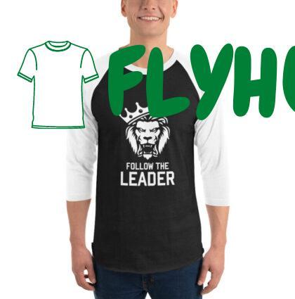 Lion not sheep t-shirt