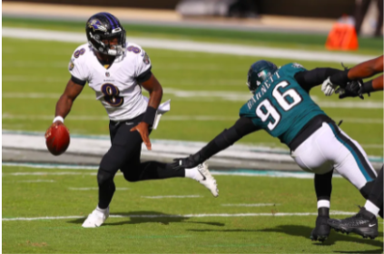 What the Eagles and Jalen Hurts can learn from the Ravens and Lamar Jackson
