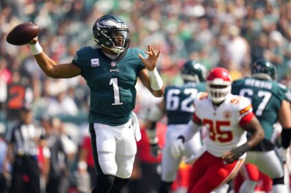 Jalen Hurts Is Proving His Worth to the Eagles